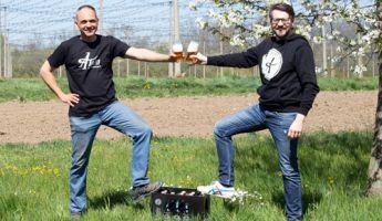 """Der Fanclub, das """"A-Team"""" startet zum Biergeburtstag"""