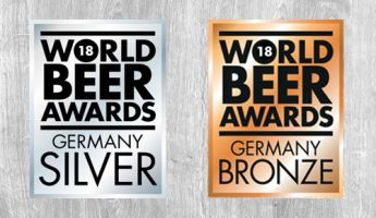 Altenburger Brauerei räumt Medaillen ab:  Erneuter Gewinn bei den World Beer Awards