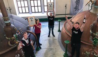 Platin und Gold – Altenburger Brauerei räumt beim Craft Beer Award ab