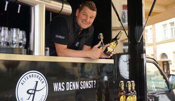 Altenburger Brauerei feiert 150-jähriges Jubiläum mit neuem Bier und Online-Shop