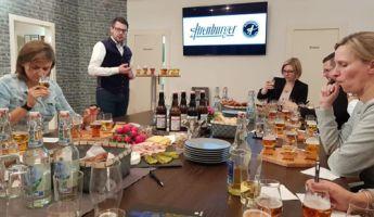 Altenburger Festbier überzeugt beim Oktoberfest-Bier-Tasting in der Altenburger Brauerei