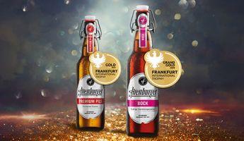 Goldregen für die Altenburger Brauerei!