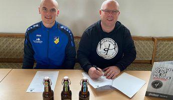 Altenburger Brauerei wird neuer Sponsor des FSV Langenleuba-Niederhain: