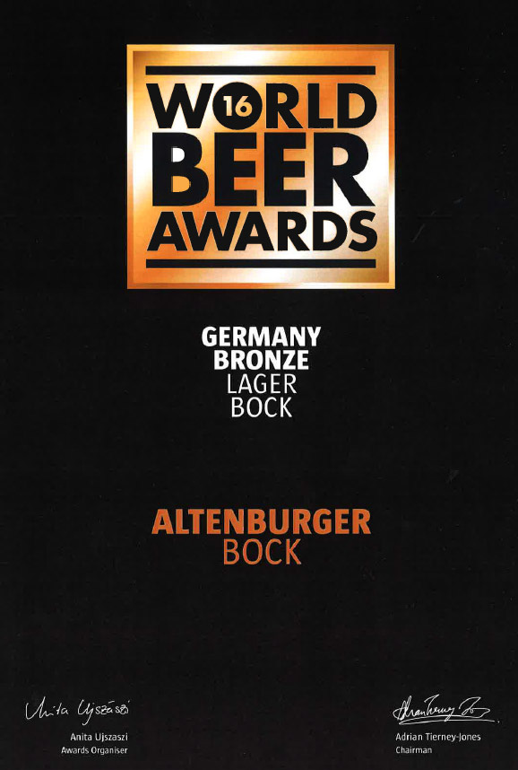 Logo World Bier Award