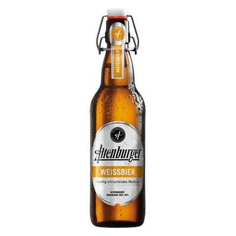 Altenburger Weissbier Bottle