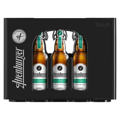 Altenburger Festbier Crate