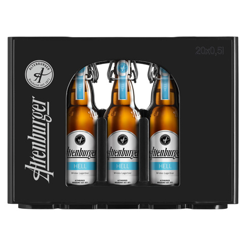 Altenburger Helles Crate