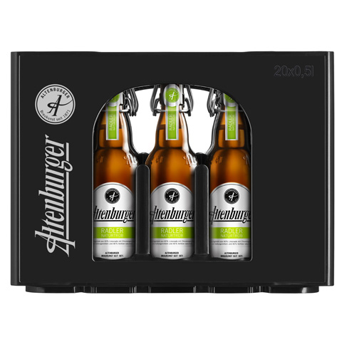 Altenburger Radler Naturtrüb Crate
