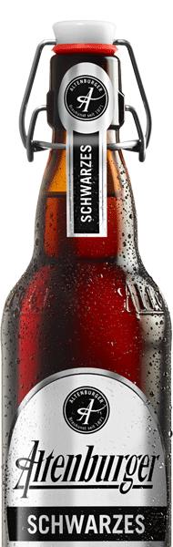 Flasche Altenburger Schwarzes