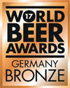 World Beer Award Bronze