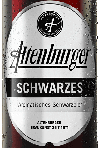 Label Altenburger Schwarzes