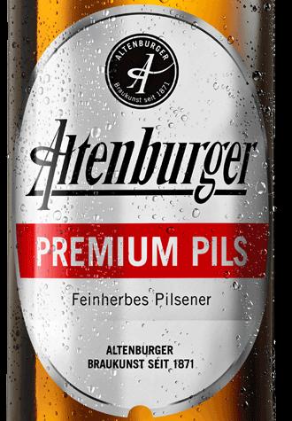 Etikett Altenburger Premium