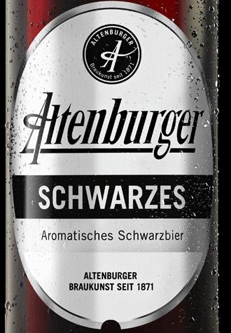 Etikett Altenburger Schwarzes
